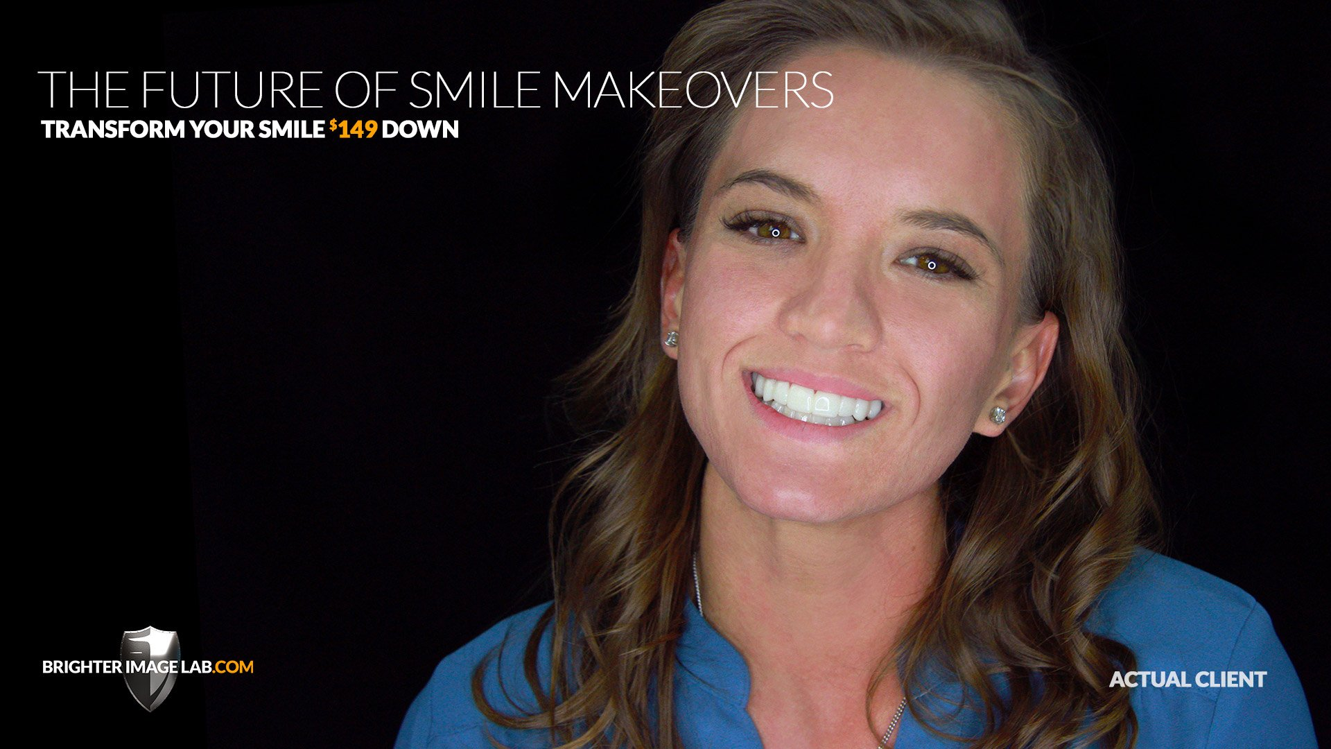 The Future of Smile Makeovers - Transform your smile $149 down